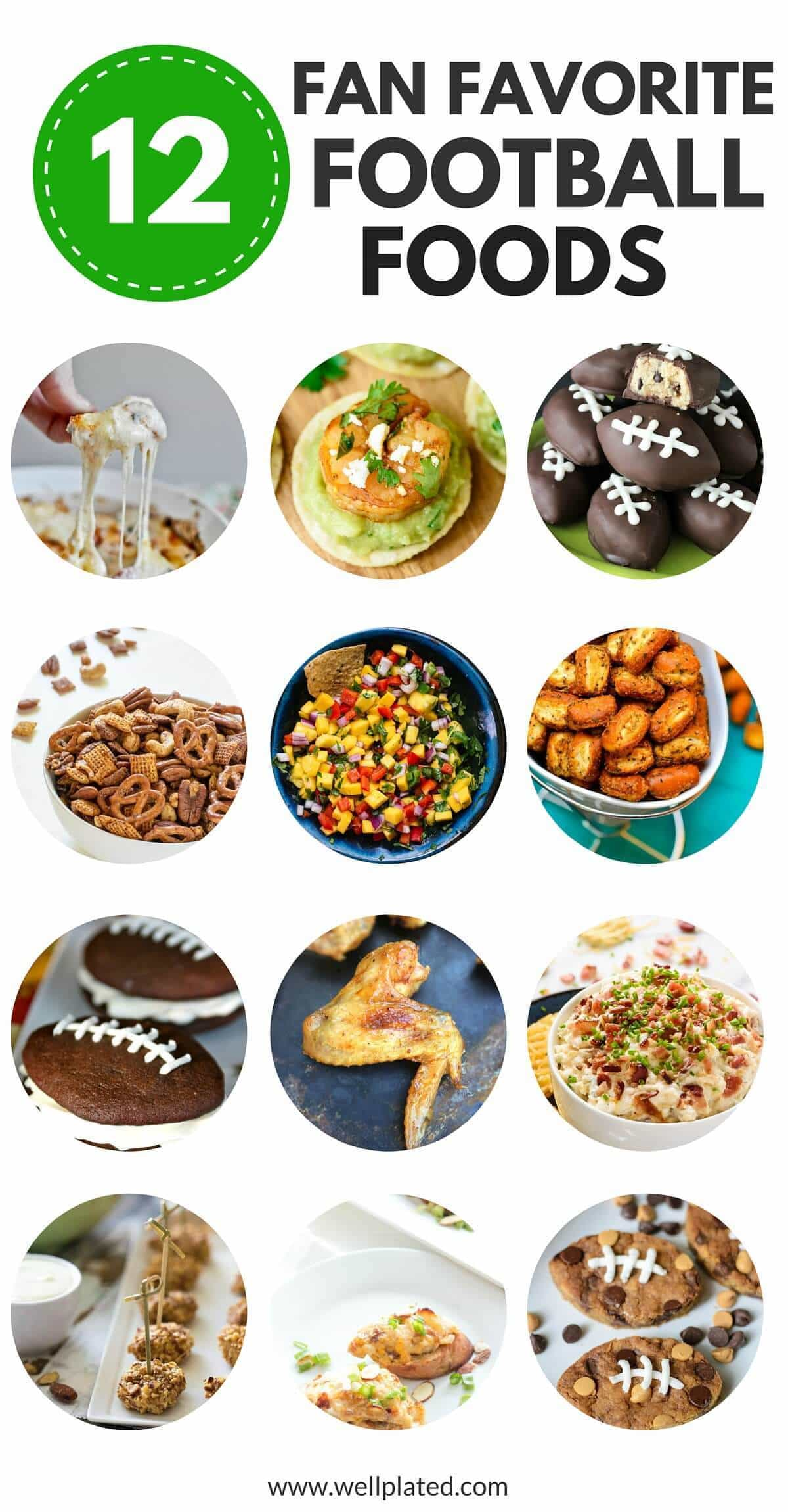 12 fan favorite football foods 12 fan favorite football foods every recipe on this list is easy to make and forumfinder Images