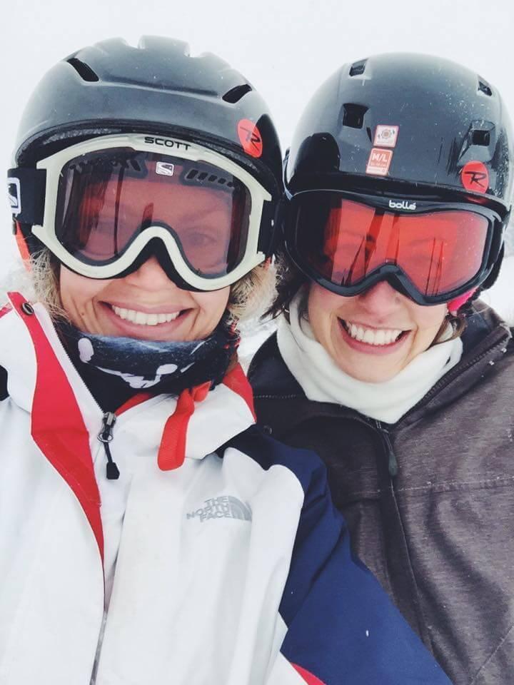 Skiing at Solitude
