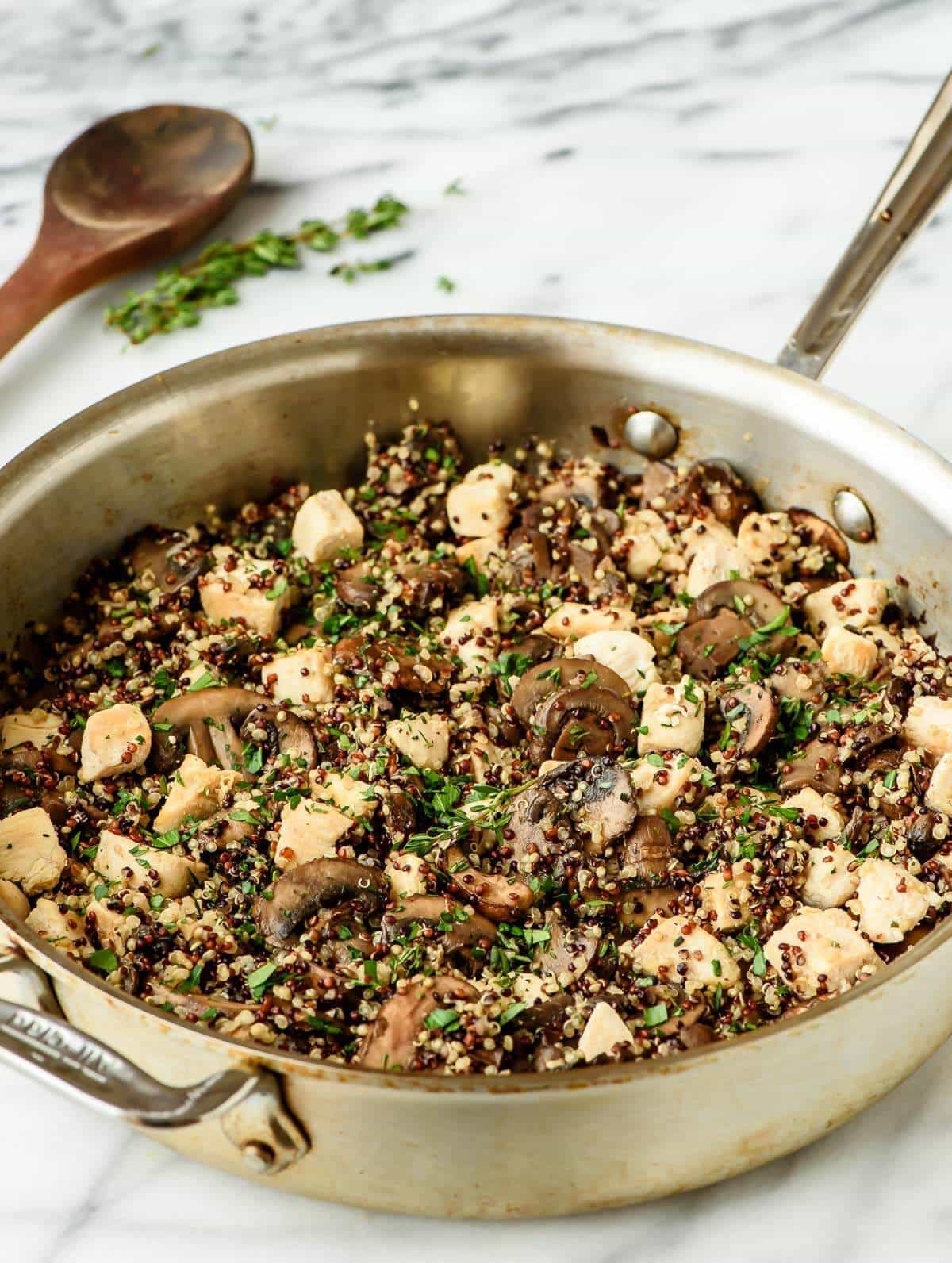 Great easy quinoa recipes