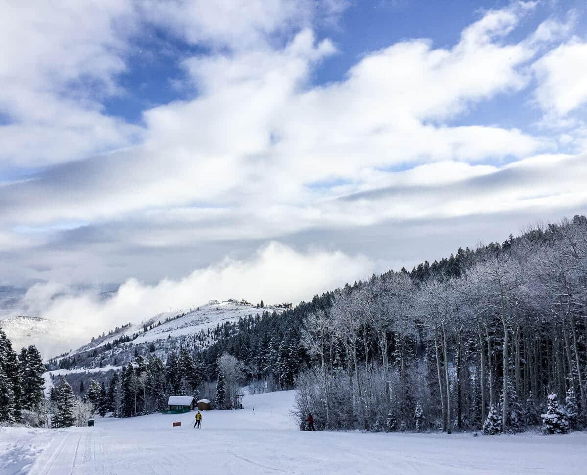 Ski Deer Valley, Utah