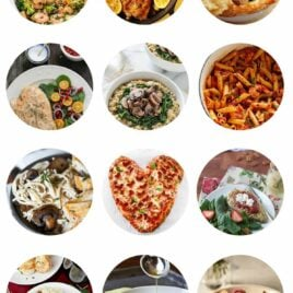 15 Date Night Dinners. No need to go out with these easy and romantic dinner recipes you'll want to make again and again!