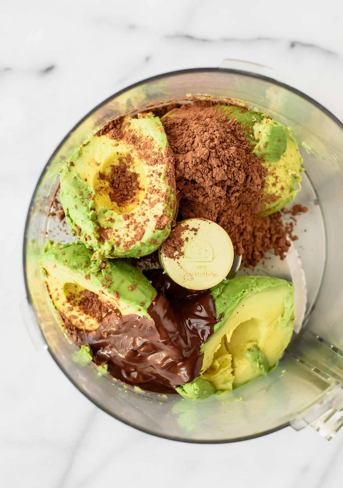 Avocado Chocolate Mousse