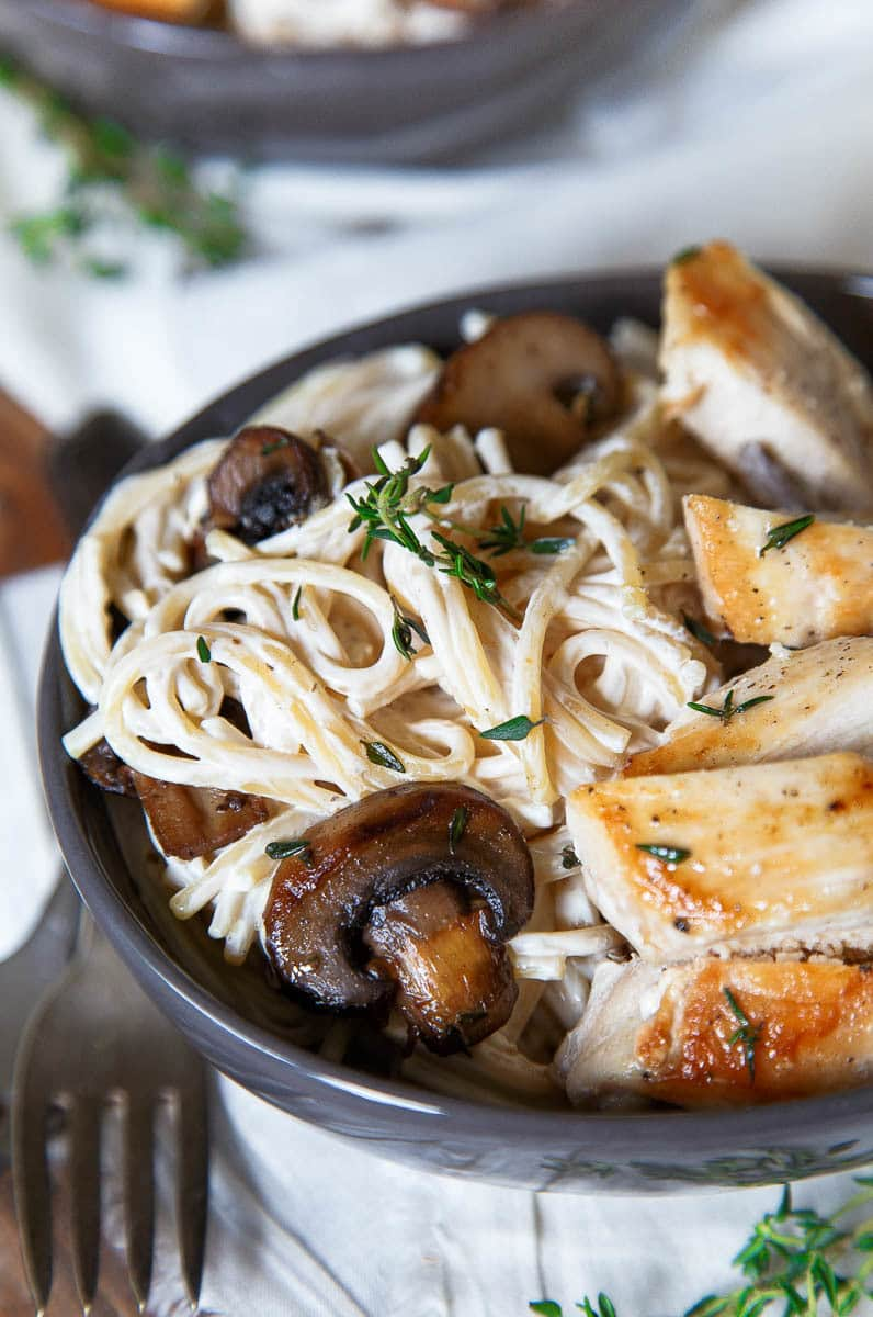 Engagement Chicken Pasta. Married, dating or single, this pasta dish is always a winner for a romantic date night or weekday dinners!