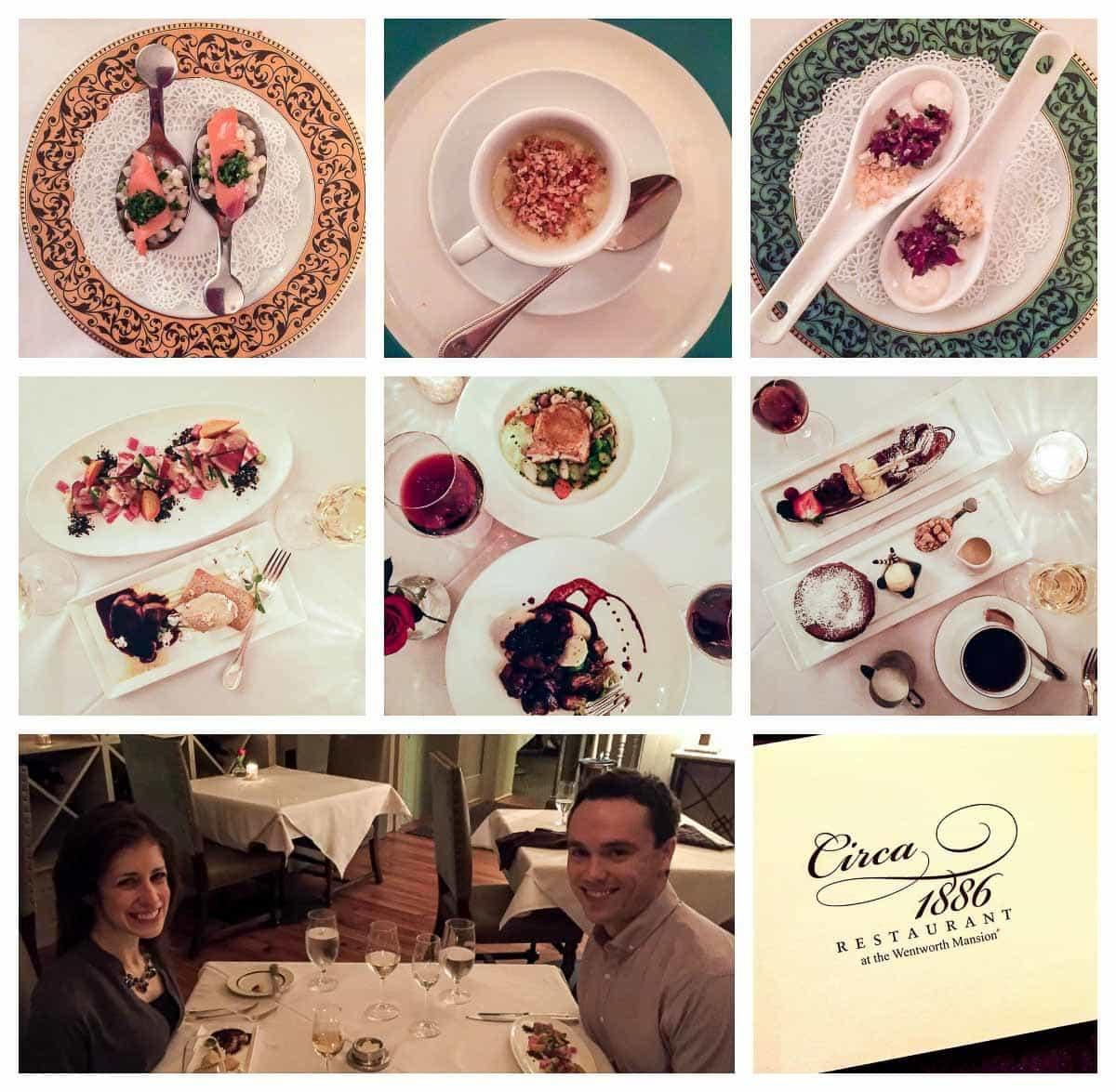 Best Charleston restaurants: CIrca 1886