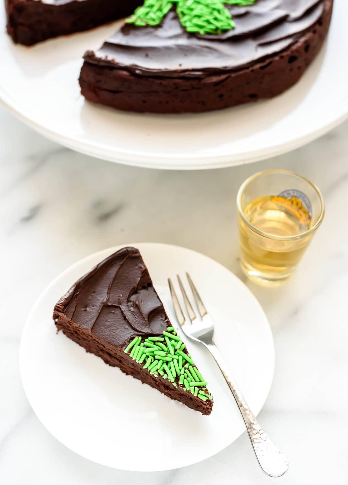 Recipe For Whiskey Cake From Whiskey Cake Restaurant