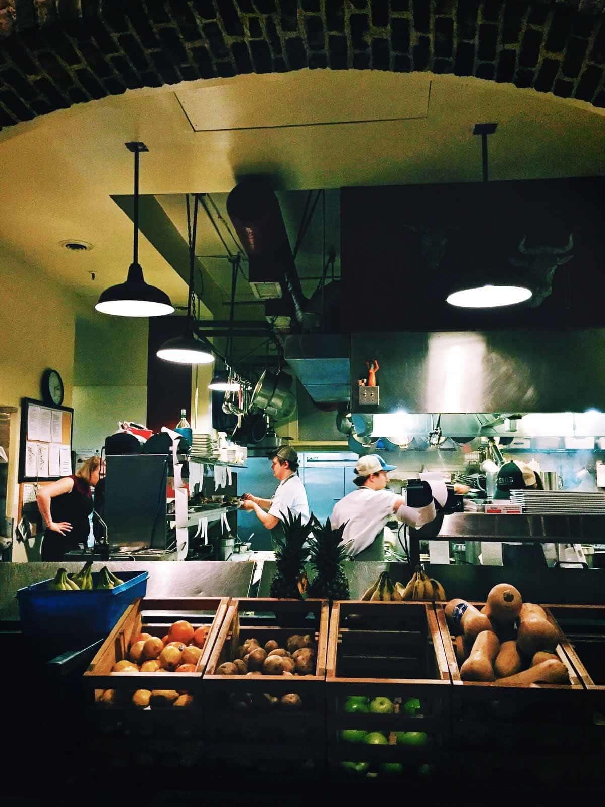 Best Charleston Restaurants: SNOB