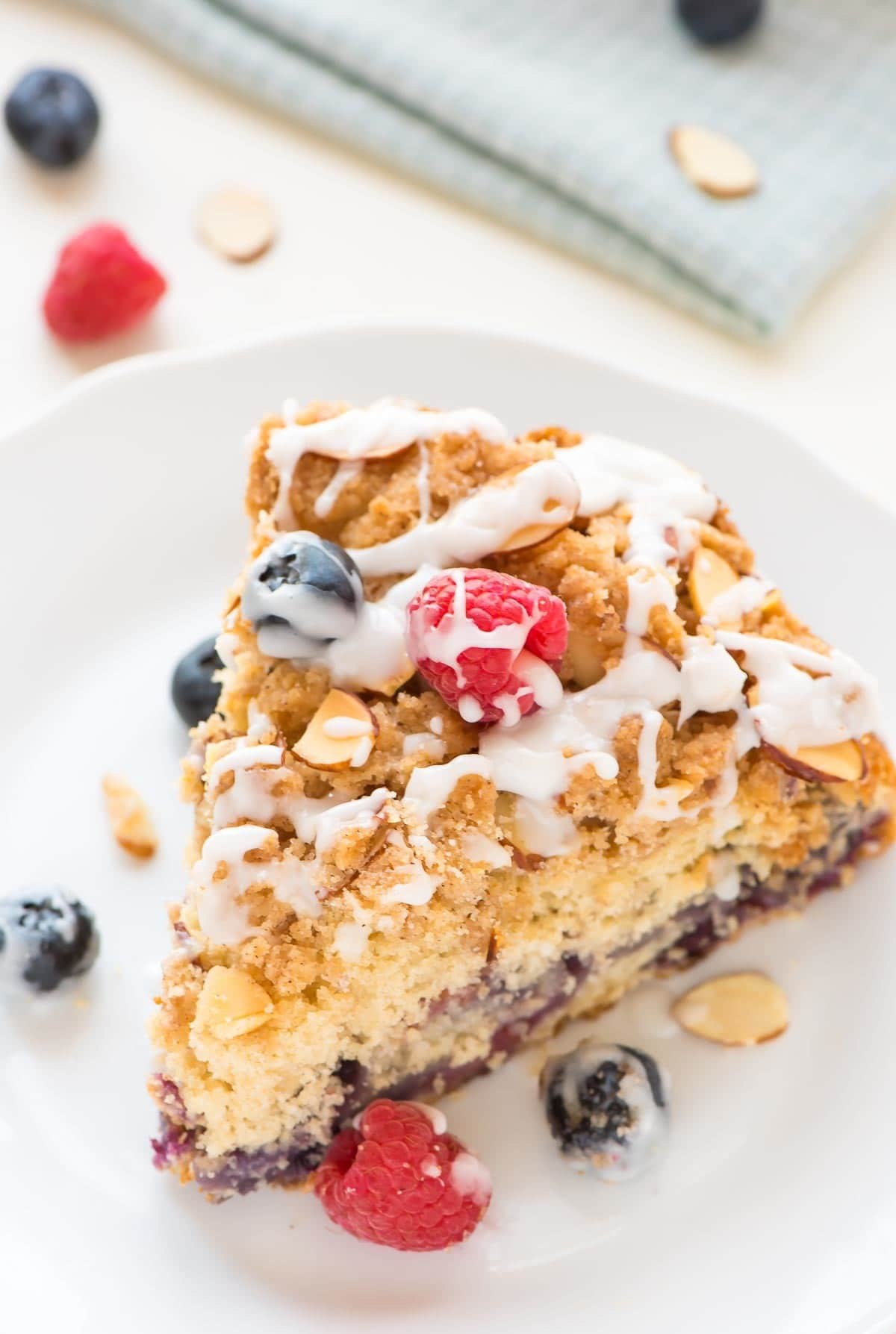 Martha Stewart Blueberry Crumb Cake Recipe