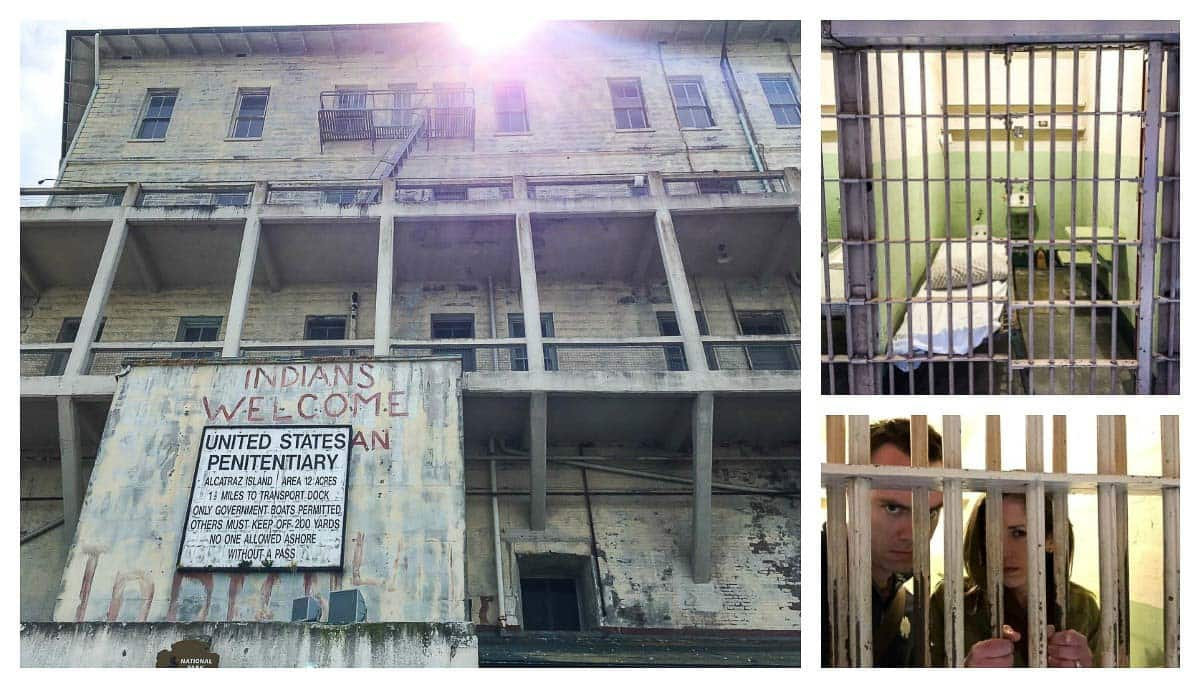 Visiting Alcatraz is a must-do activity when you visit San Francisco