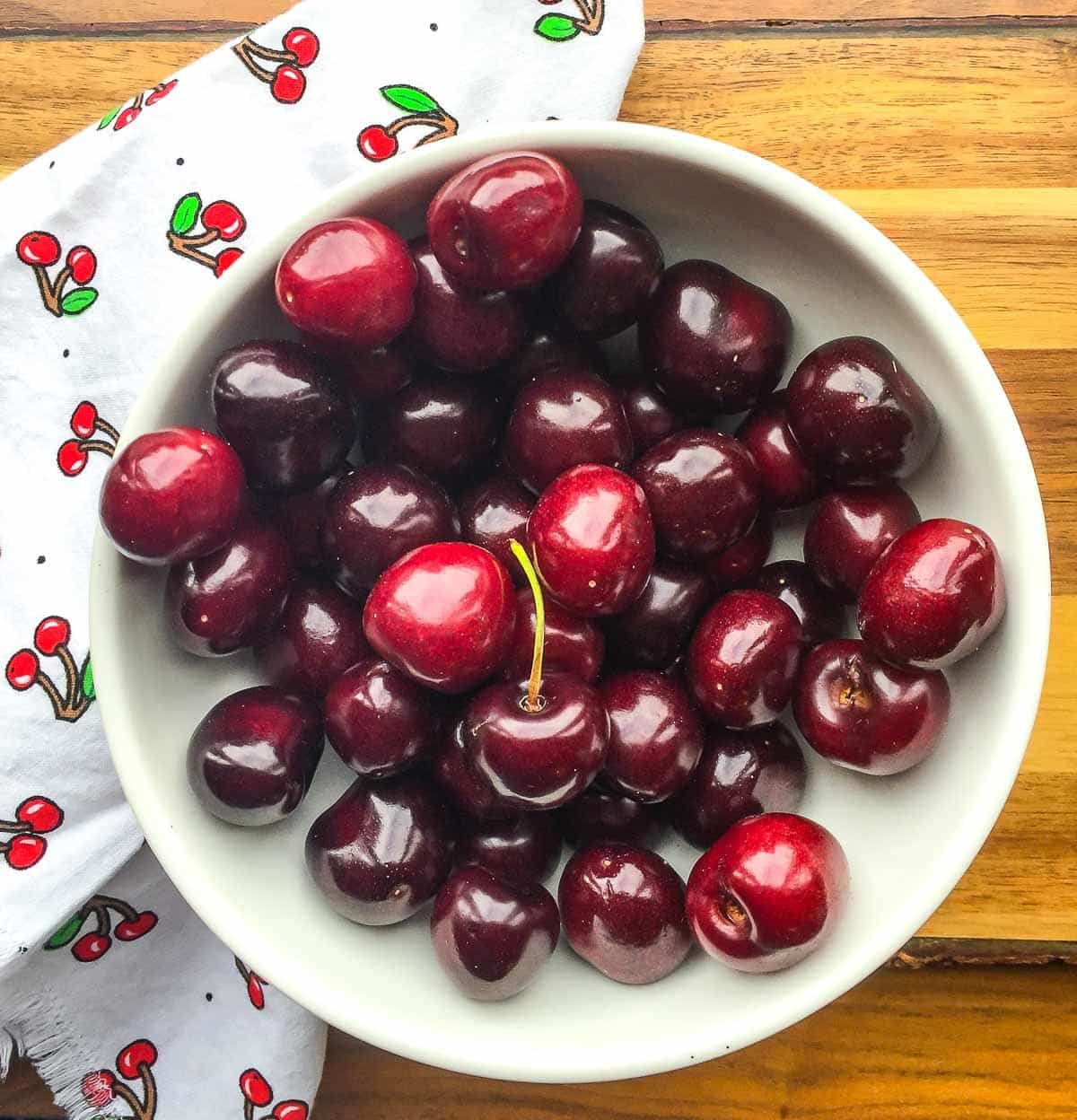 Tart Cherries are a Nutritional Powerhouse