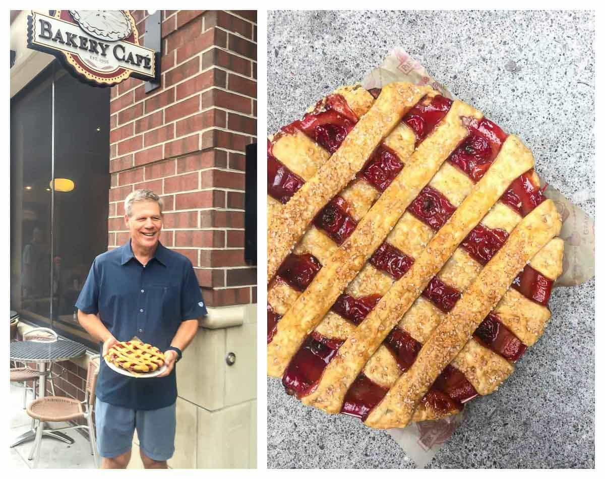 Grand Traverse Pie Company—a must visit for the National Cherry Festival