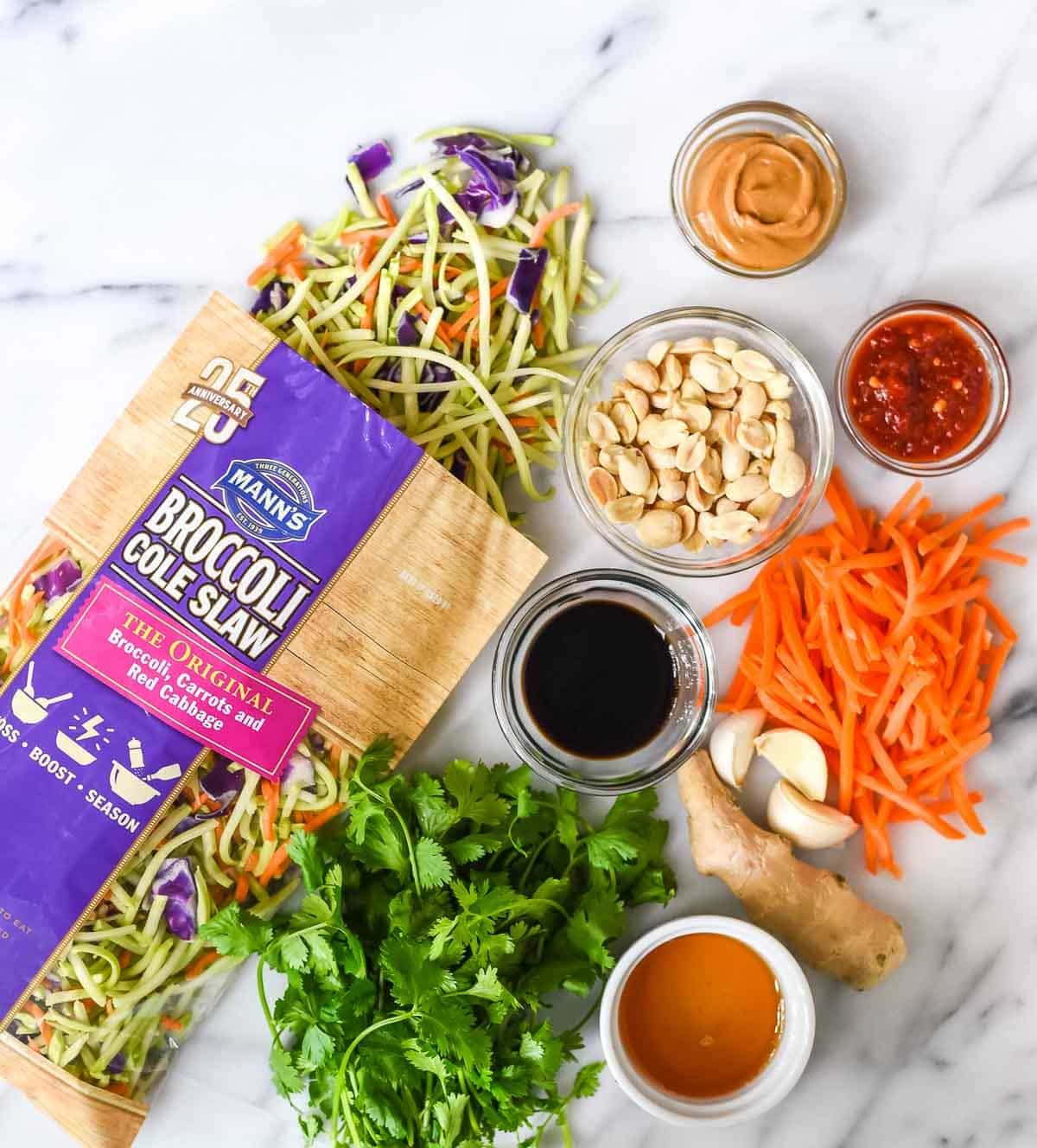 Our family LOVED this Asian Noodle Salad. Whole wheat pasta, crunchy veggies, and peanuts, topped with an irresistible creamy peanut dressing. My new go-to cold pasta salad! @wellplated