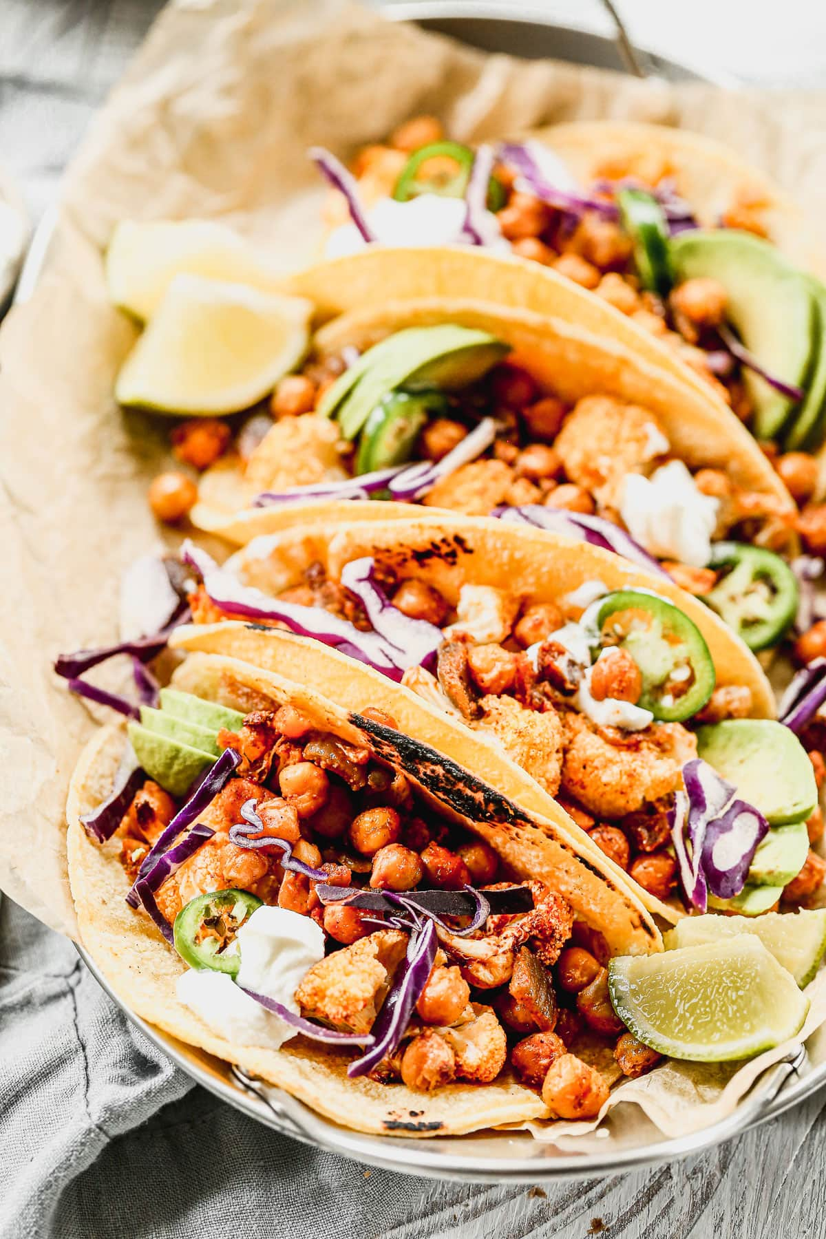 Cauliflower-Tacos-with-Chickpeas