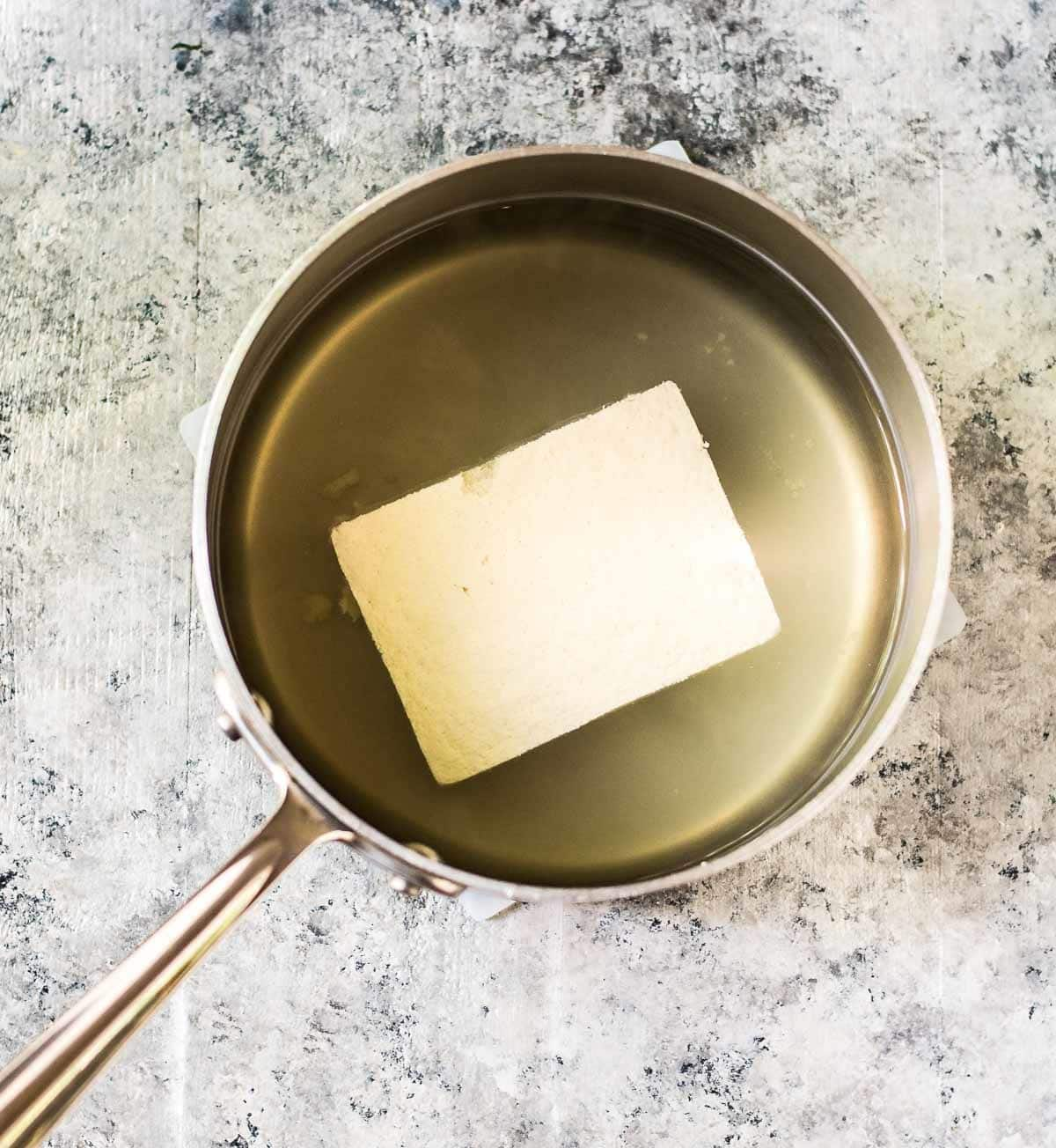The secret to making Crispy Tofu that tastes deep fried but is actually healthy! Perfect for adding to your favorite stir fries, sauces, and salads. @wellplated