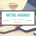 Communications Manager for WellPlated.com - Apply now!