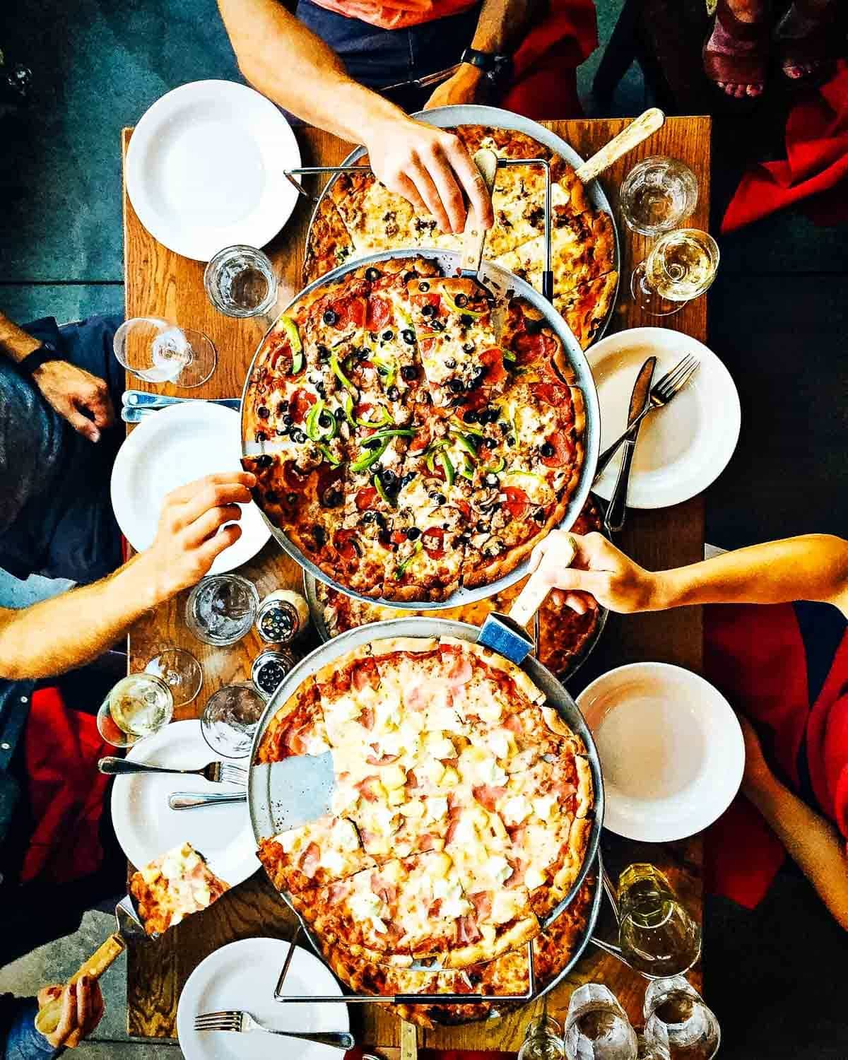 BOGO Pizza Night at Pizzaman