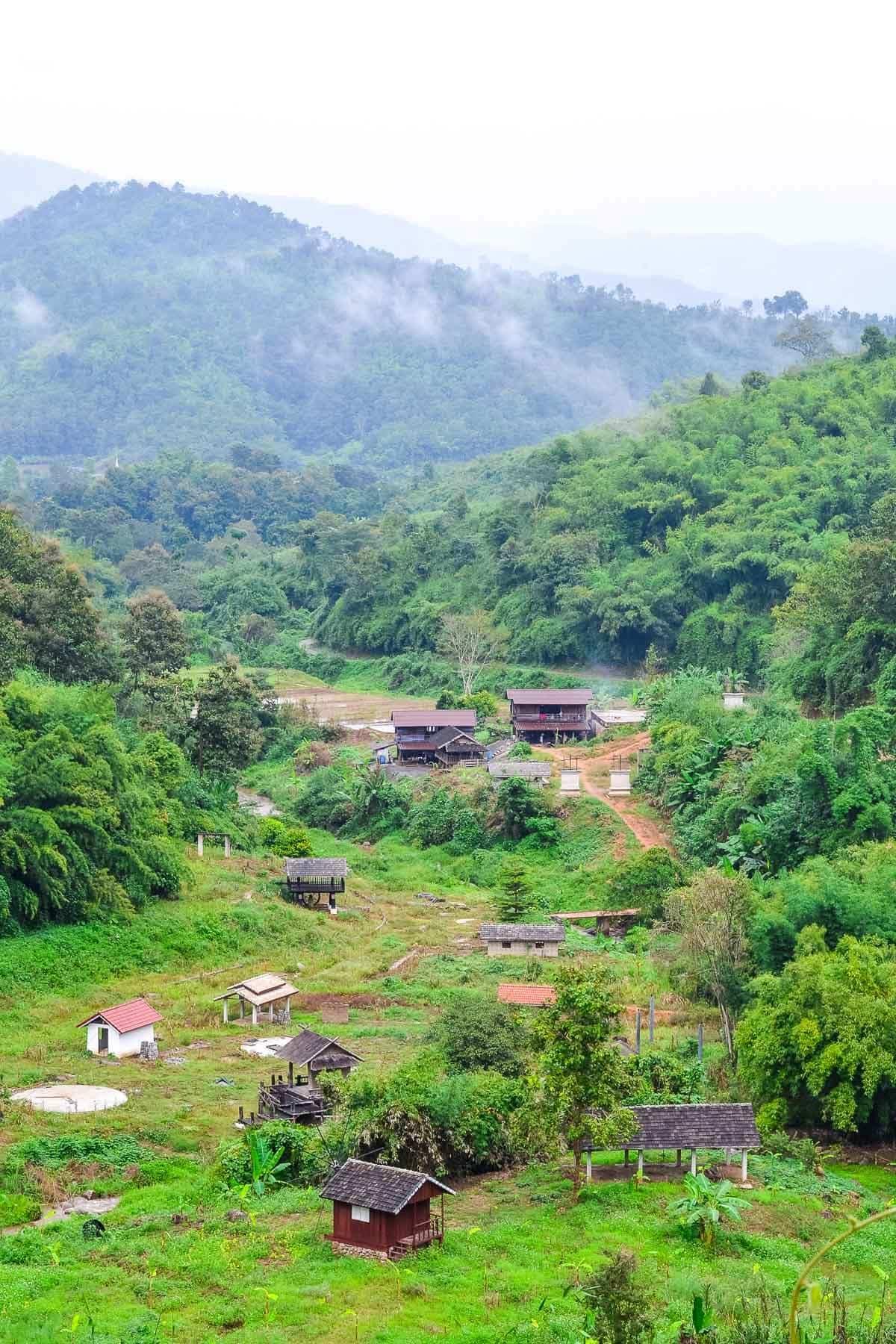 Northern Thailand - Village Homestay