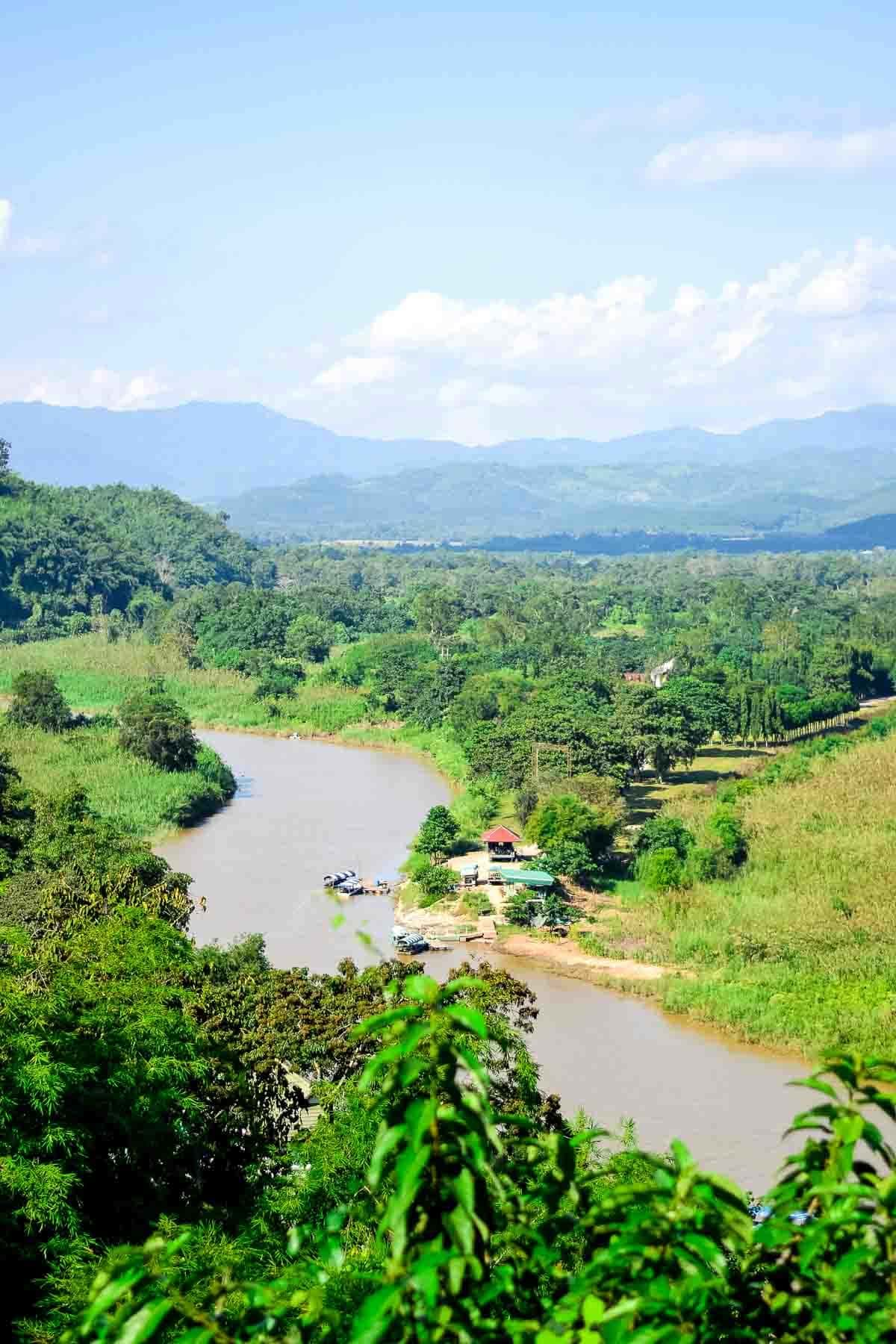 Northern Thailand Scenery