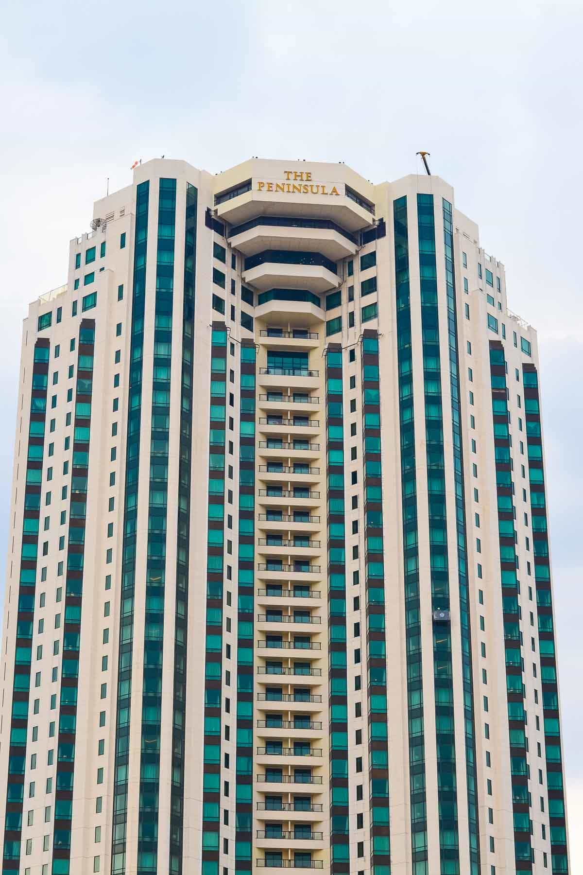 Peninsula Hotel Bangkok