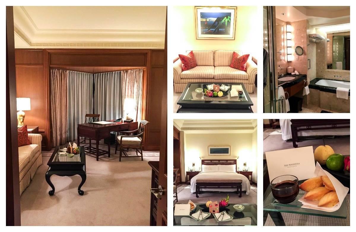 Peninsula Hotel Bangkok Room
