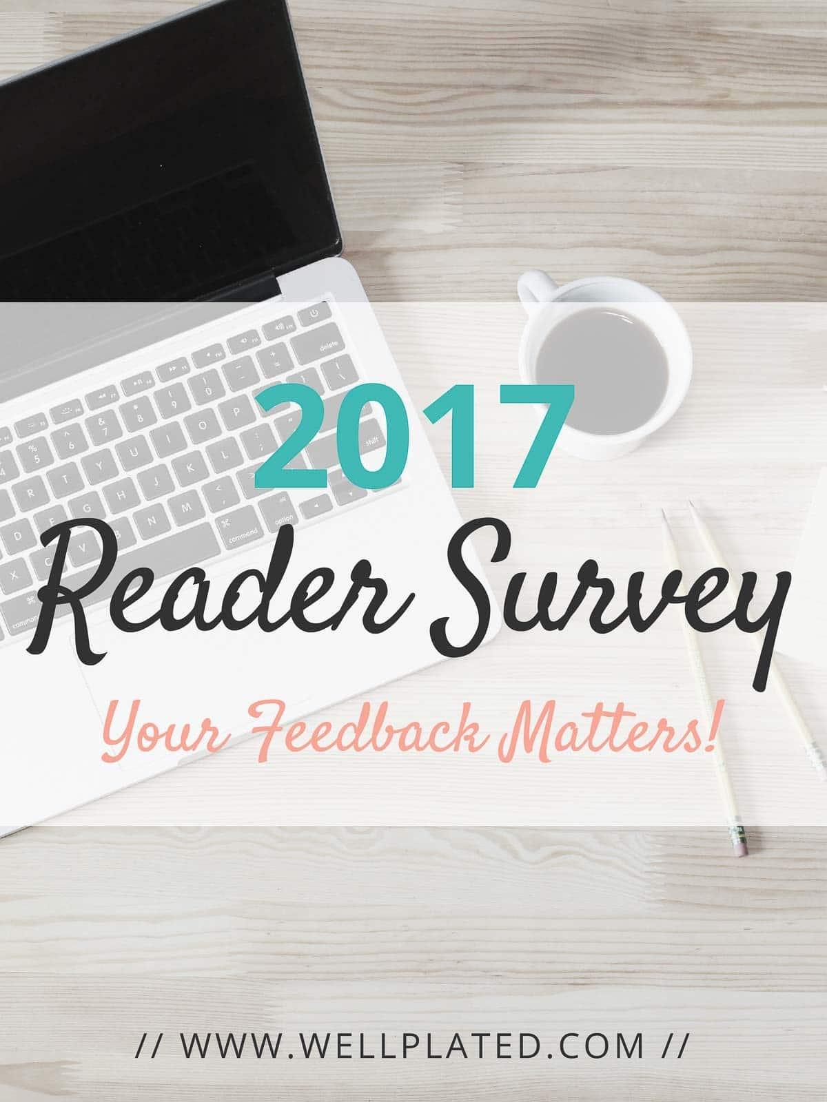 2017 Annual Reader Survey