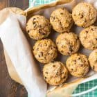 Irish Soda Bread Muffins – authentic Irish soda bread, in individual muffin form! Perfect for St. Patrick's Day breakfast or anytime you need an easy, healthy muffin recipe. Made with whole wheat flour, currants, and a touch of butter. Recipe at wellplated.com   @wellplated