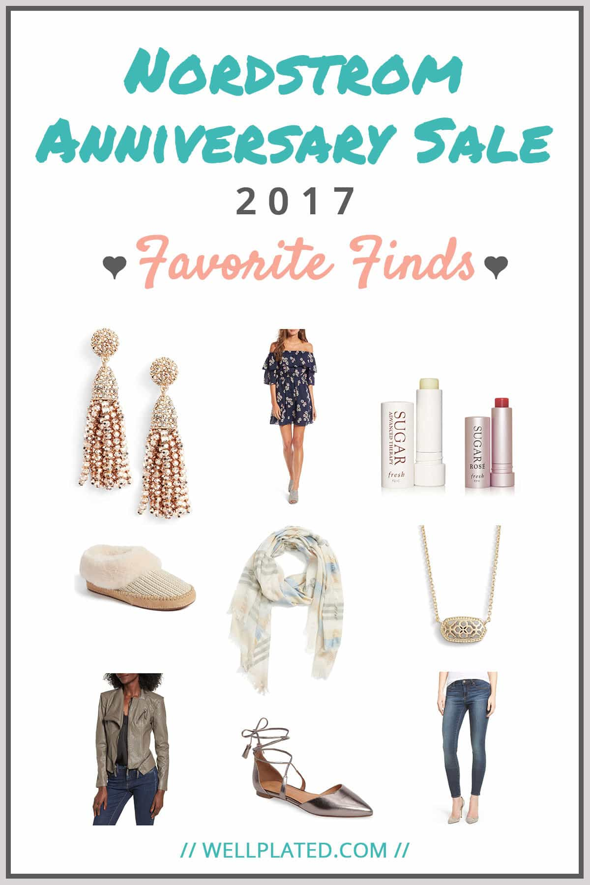 c63fe6eb984c5 Best of the Nordstrom Anniversary Sale 2017. Great deals on the hottest  styles, from
