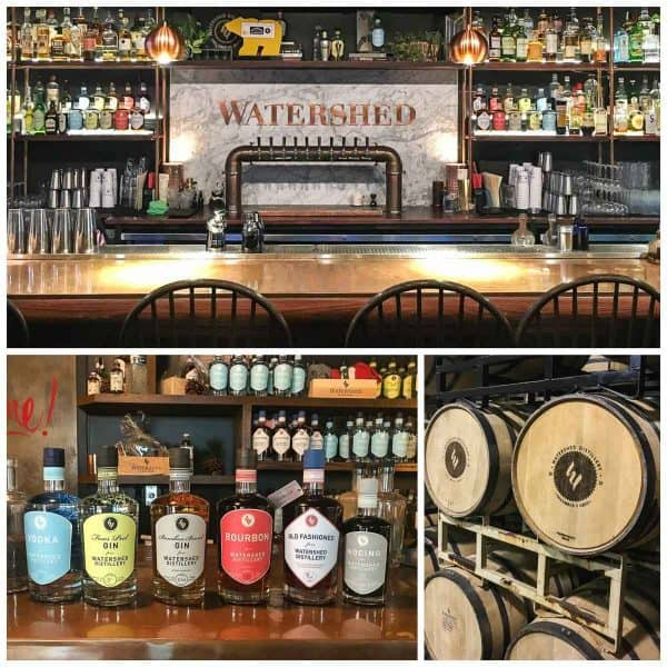 Watershed Distillery Columbus, Ohio