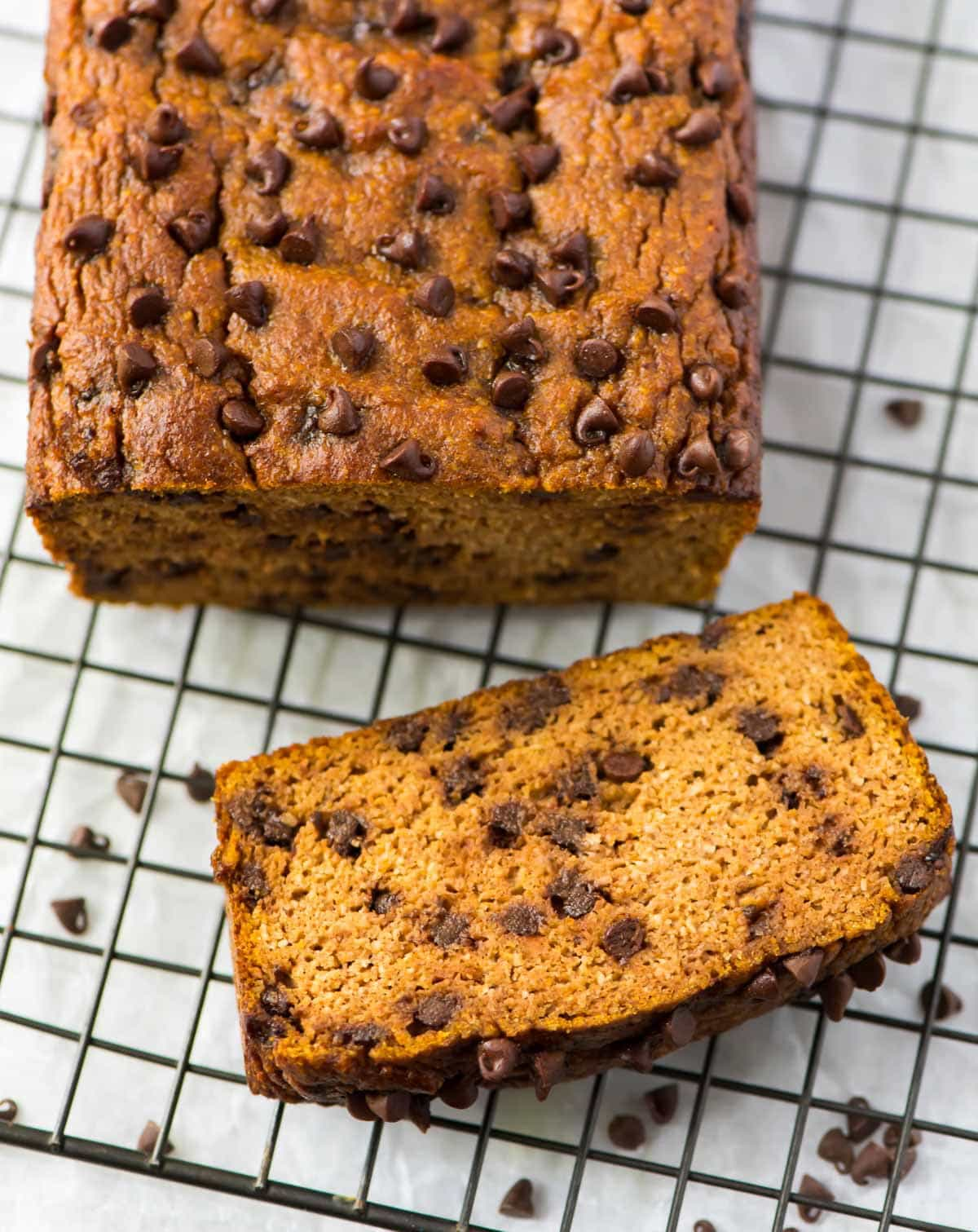 Clean Eating Paleo Pumpkin Bread. Low carb, gluten free, easy, and absolutely delicious! Our favorite pumpkin bread recipe.