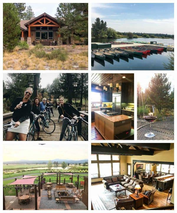 Lodging and Activities at Sunriver Resort