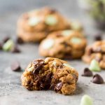 PERFECT Chewy Nestle Mint Chocolate Chip Cookies. Easy Christmas cookie recipe that our whole family loves!