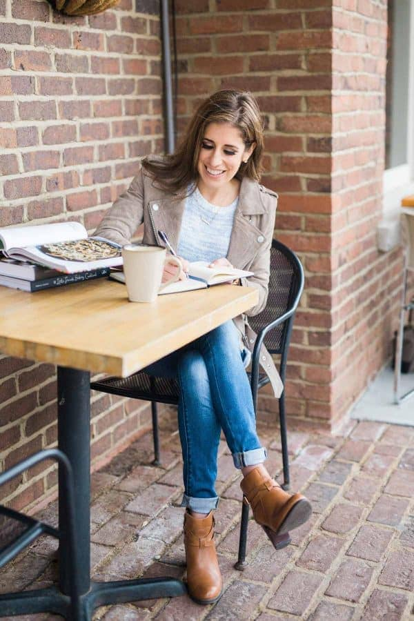 New Year's resolutions you'll actually keep! How to make AND KEEP your intentions for a better new year, written by wholesome recipe food blogger Erin Clarke of Well Plated by Erin