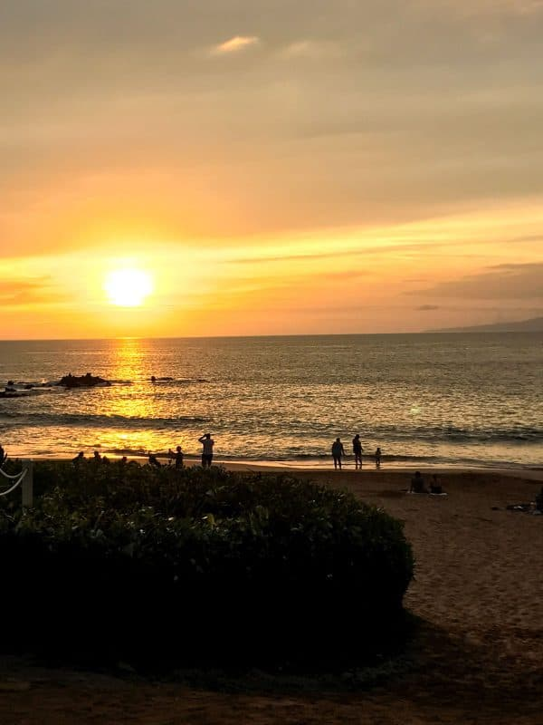 Everything you need to plan a perfect trip to Maui in Four Days. The best Maui beaches, Maui restaurants, and top Maui activities! Pictured: Wailea Beach