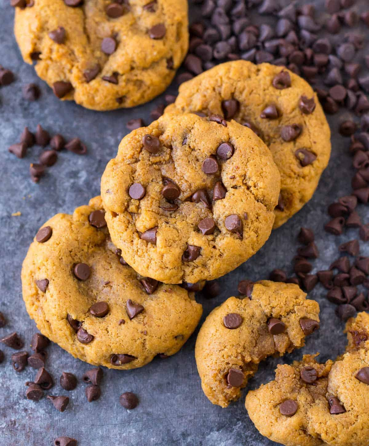 Peanut Butter Protein Cookies With Whey Protein