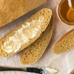 How to Bake Crock Pot Bread in the slow cooker. Easy, healthy homemade whole wheat crock pot bread, no rising required! Use this fool proof method for any of your favorite bread recipes.