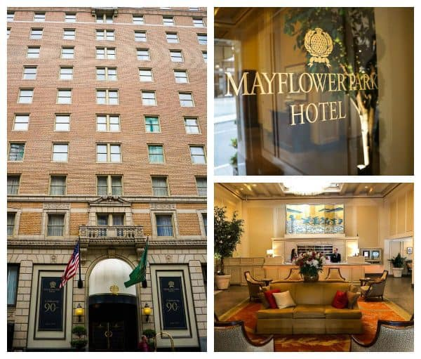 Mayflower Park Hotel Seattle. One of the best hotels to stay in downtown Seattle!