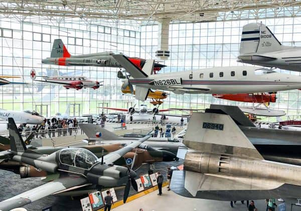 Museum of Flight Seattle. One of the best activities to do in Seattle!