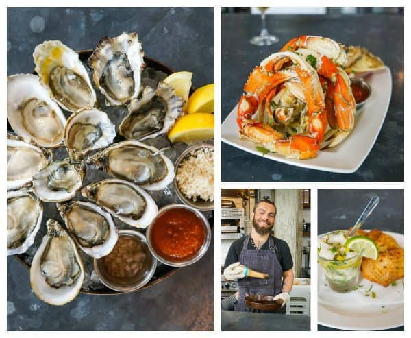 Taylor Shellfish, a best restaurant for fresh oysters in Seattle