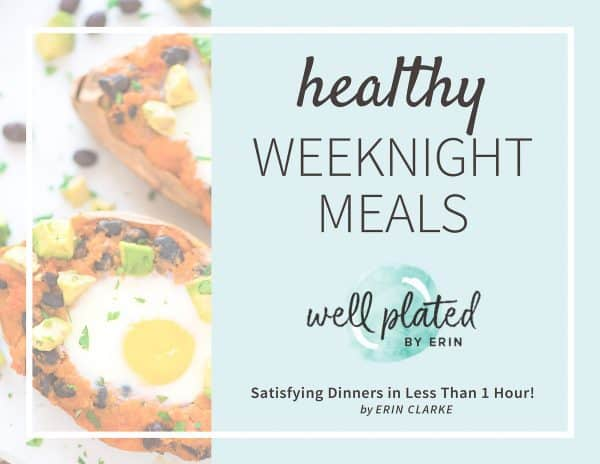 10 Healthy and Easy Weeknight Dinner Recipes