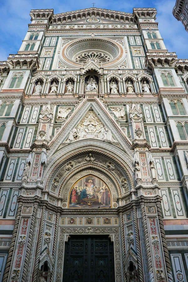 Florence travel guide, including top Florence sites