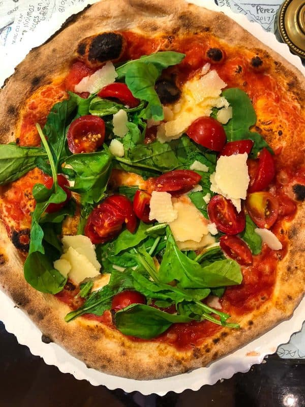 Where to find the best pizza in Florence Italy
