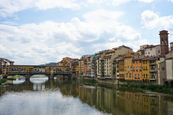 Best Things to do in Florence in 3 days. Ponte Vecchio