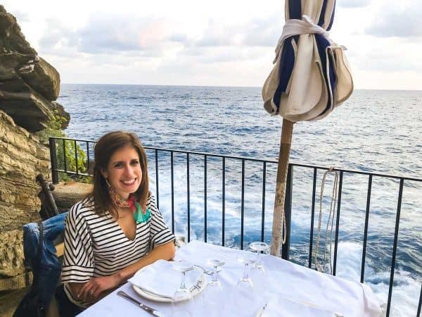 Vernazza Wine Experience Cinque Terre Italy