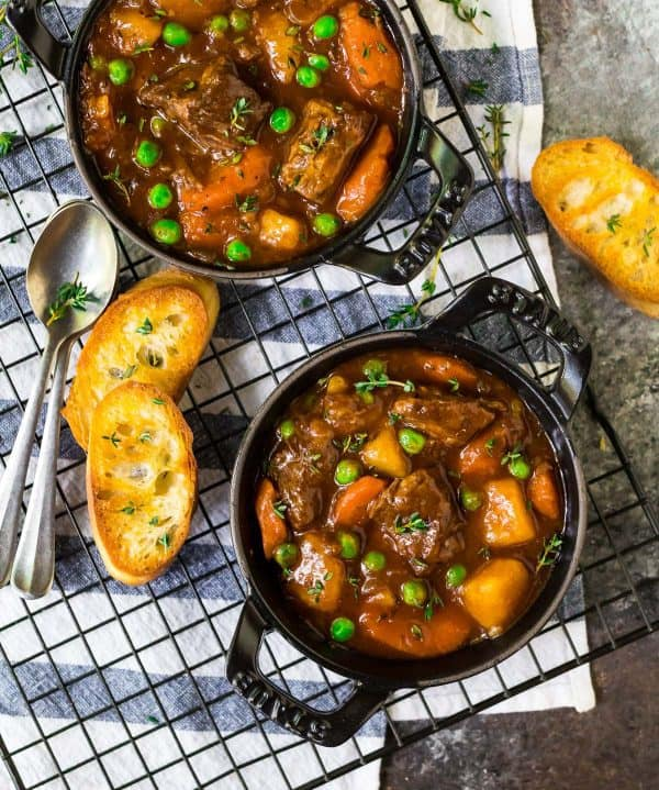 Easy, delicious Instant Pot Beef Stew. Paleo, Whole30 compliant.
