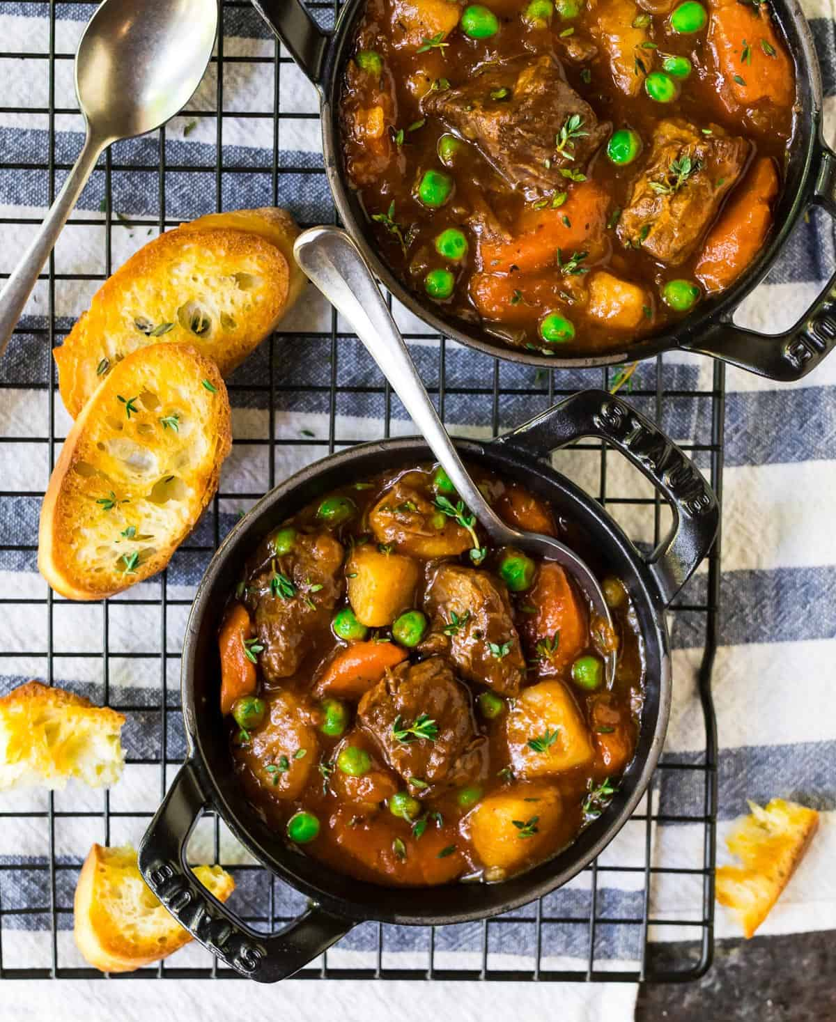Instant Pot Beef Stew Healthy Pressure Cooker Recipe