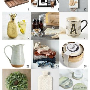 The Best Holiday Gift Ideas for Women. The best Christmas gifts for any budget!