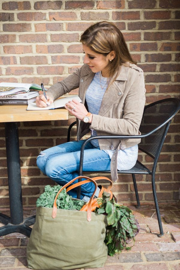 How Healthy Food Blogger Erin Clarke comes up with new recipe ideas for her cookbook and blog.