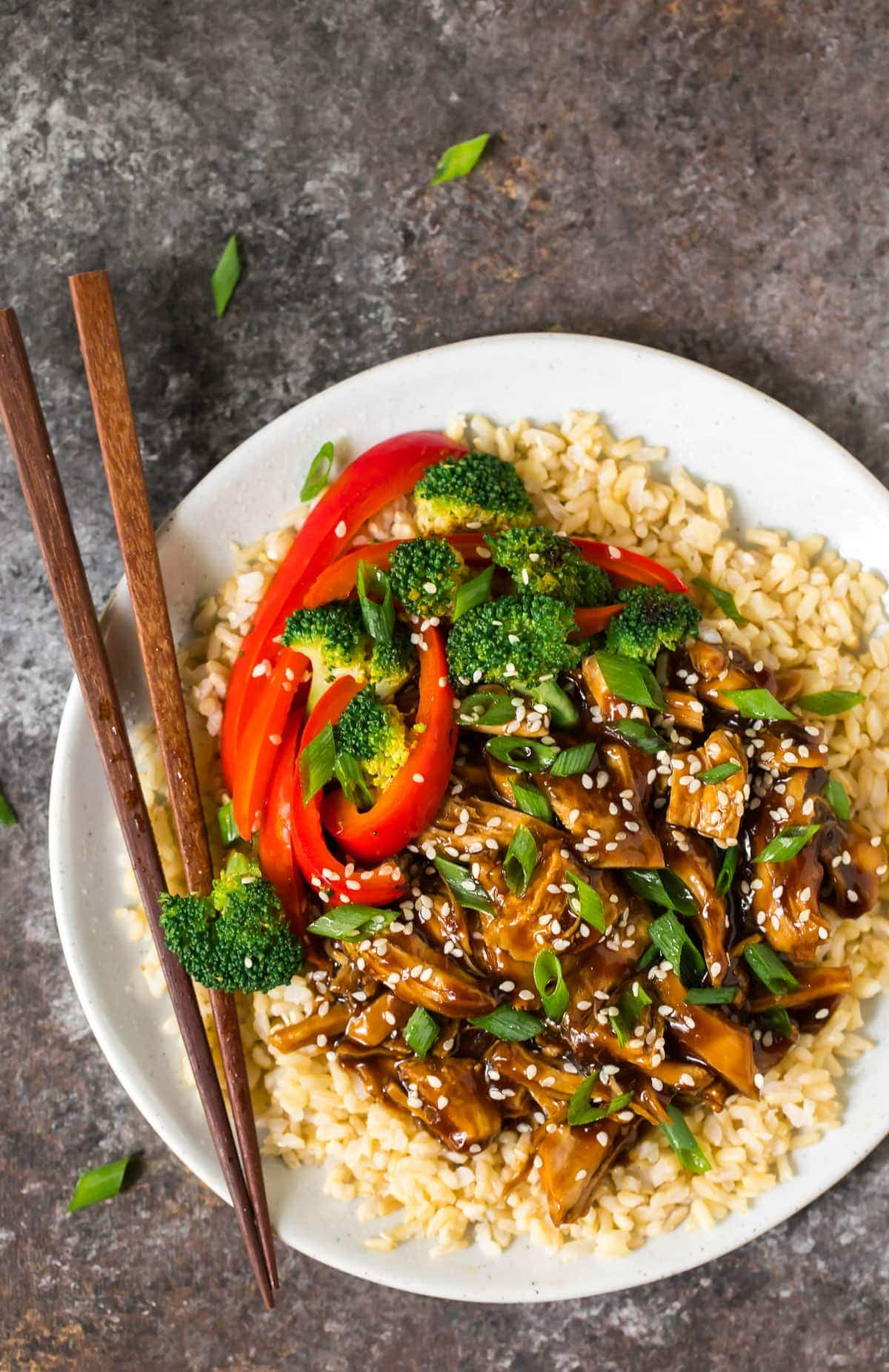 Teriyaki Chicken Simple And Healthy Instant Pot Recipe