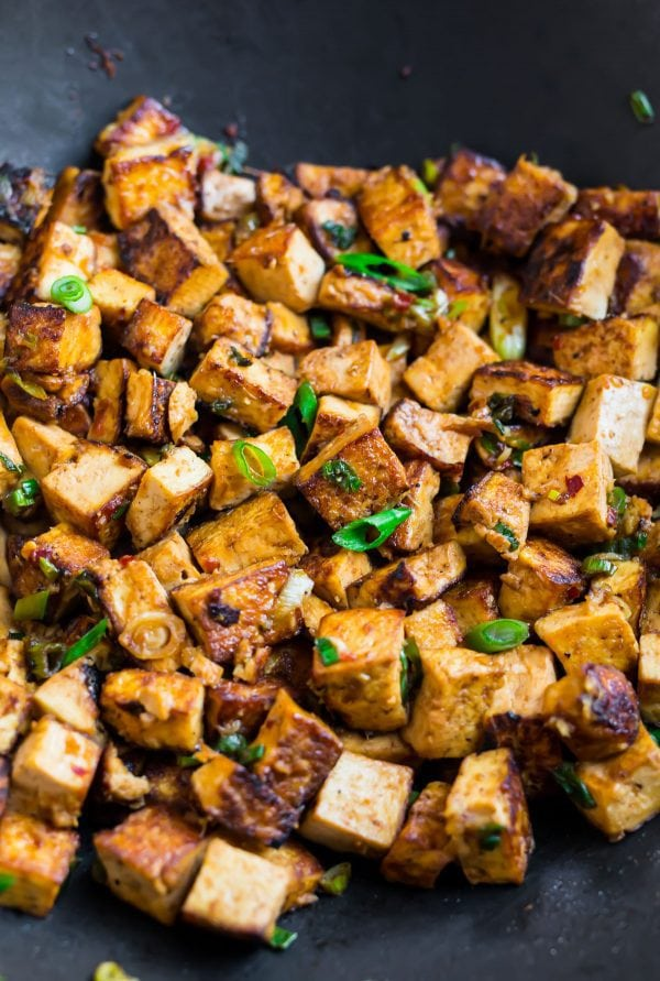 Tofu Stir Fry Simple Fast And Healthy Recipe
