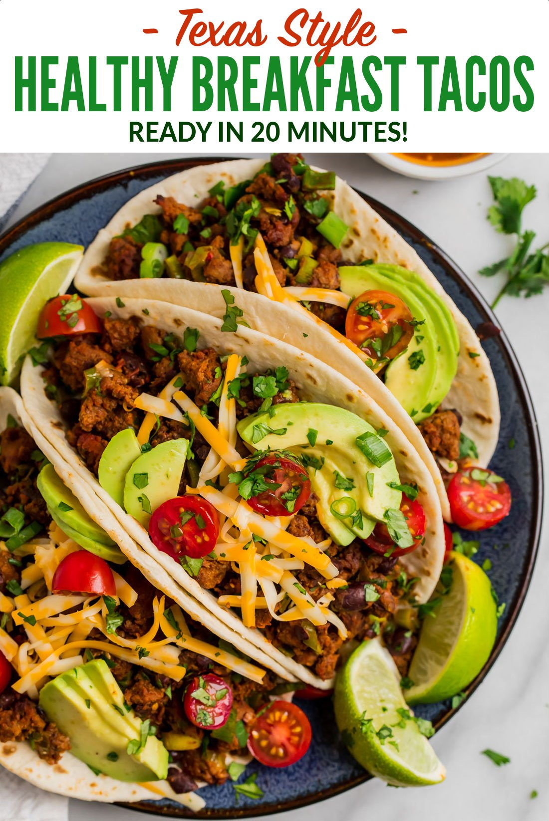 Breakfast Tacos Healthy Recipe Ready In 20 Minutes