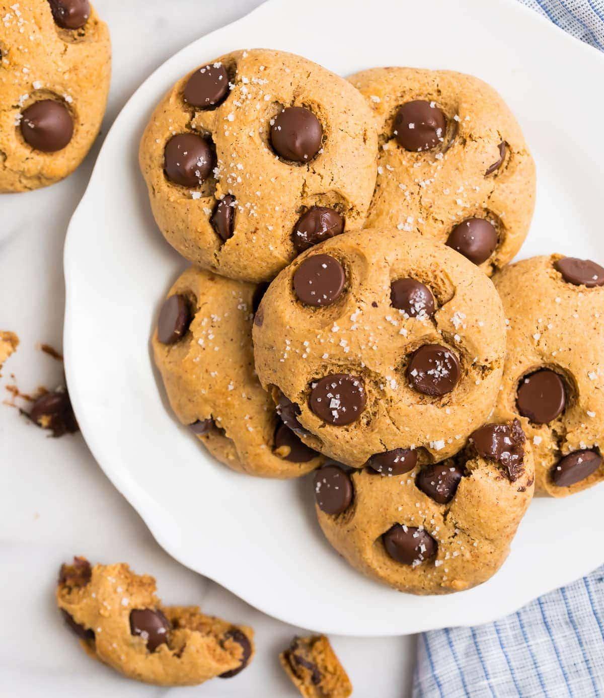Almond Flour Cookies Easy One Bowl Recipe Gluten Free